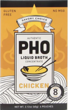 Savory Choice - Authentic Pho Broth Chicken