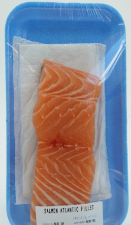 Salmon Atlantic Fillet Fresh