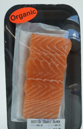 Fresh Scottish Organic Salmon
