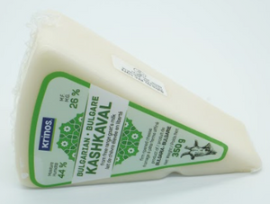 KASHKAVAL BULGARIAN GOATS MILK CHEESE