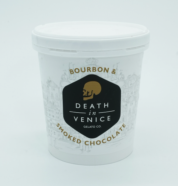 DEATH IN VENICE BOURBON & SMOKED CHOCOLATE