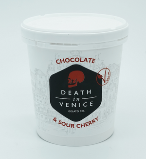 DEATH IN VENICE CHOCOLATE & SOUR CHERRY