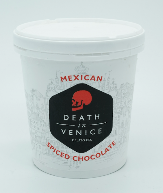 DEATH IN VENICE - MEXICAN SPICED CHOCOLATE