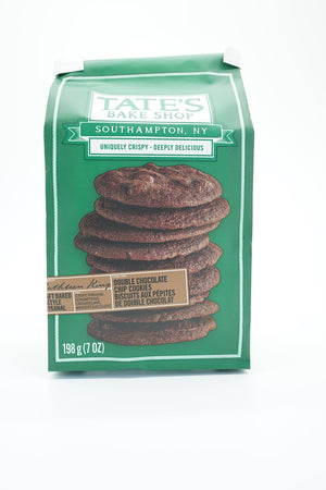 Tate's Bakeshop Double Chocolate Chip Cookies