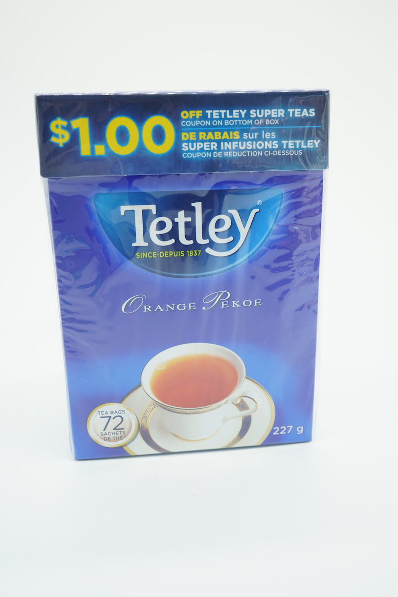 Tetley Orange Pekoe Tea Bags