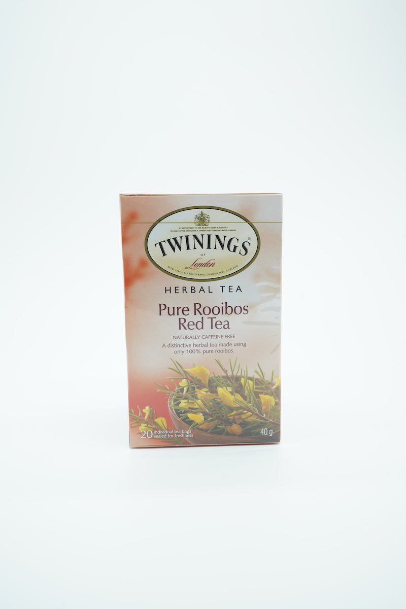 Twinings Rooibos Red Tea Bgas