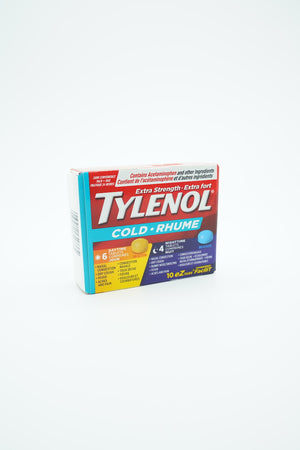 Tylenol Cold Day & Night