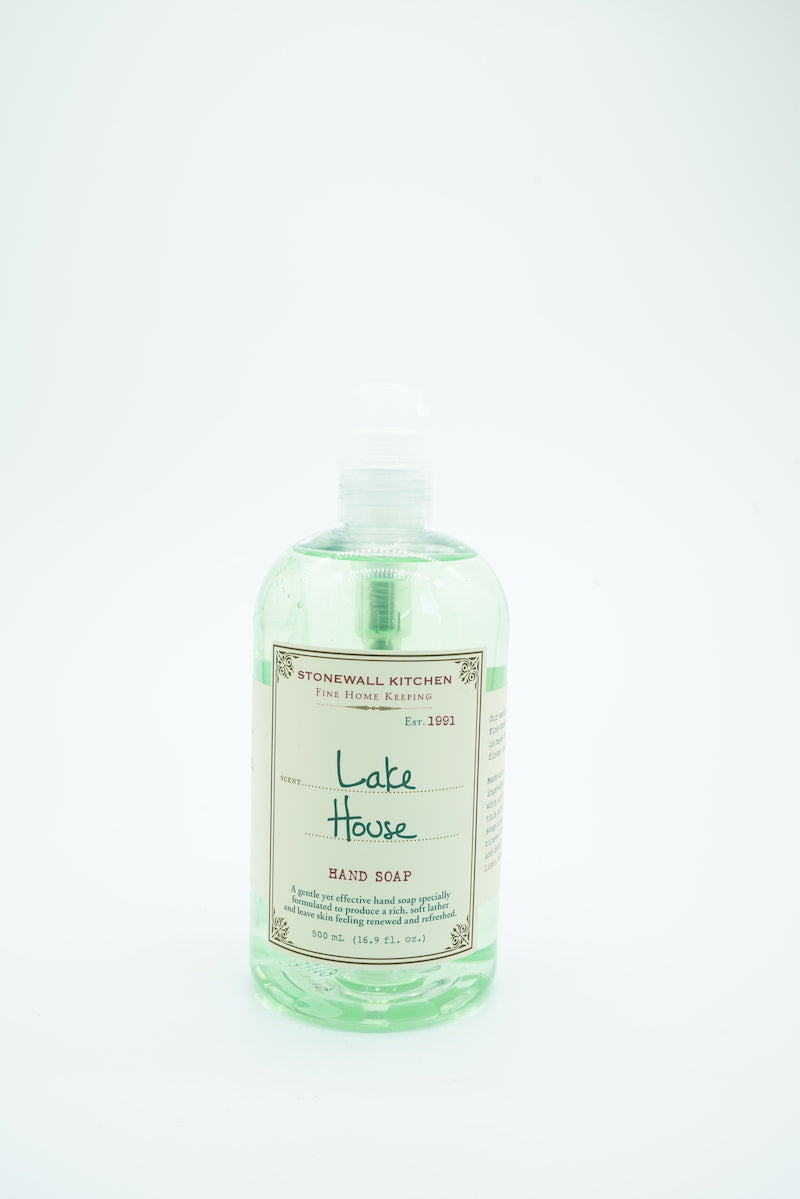 Stonewall Kitchen Lake House Hand Soap
