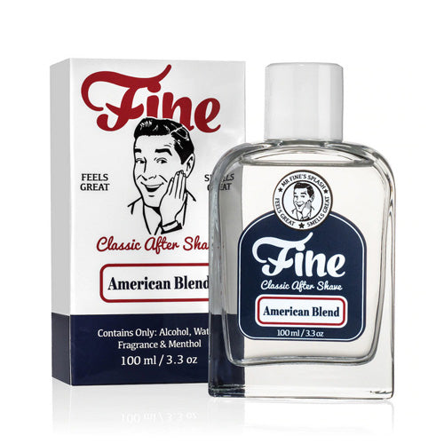 FINE Accoutrements - American Blend Classic After Shave - 100ml