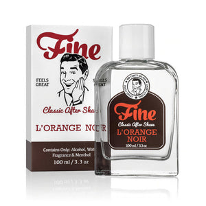 FINE Accoutrements - L'Orange Noir Classic After Shave - 100ml