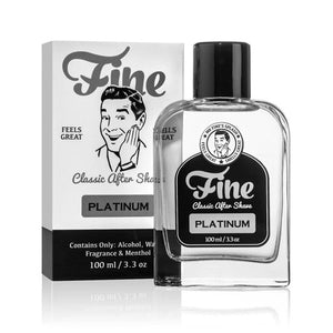 FINE Accoutrements - Platinum Classic After Shave - 100ml