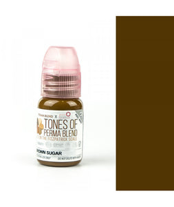 PERMA BLEND - TONES - FITZPATRICK 3-4 - BROWN SUGAR - 15ML