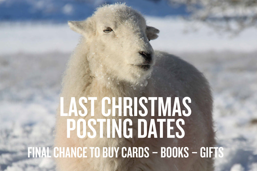Last post dates for Christmas