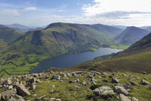 Load image into Gallery viewer, Walking the Lake District Fells - Buttermere (High Stile, Grasmoor, Grisedale Pike and Haystacks)