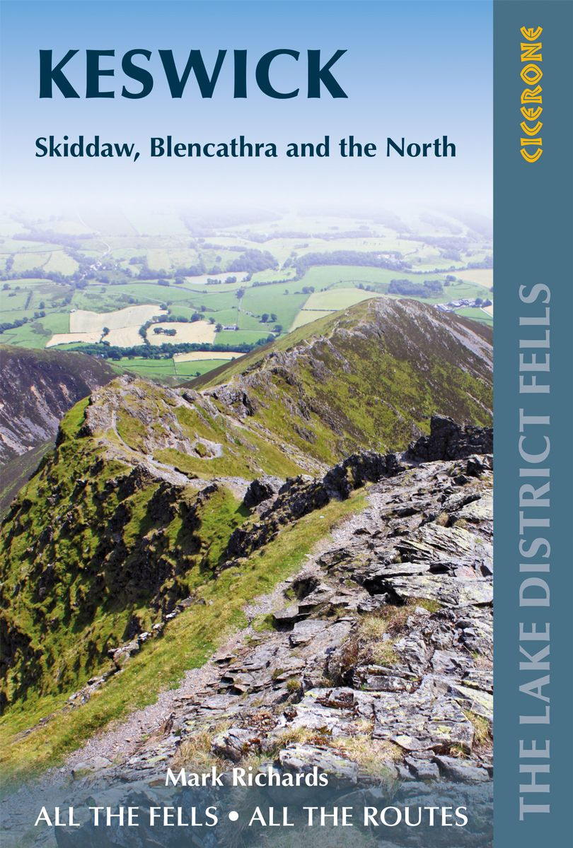 Walking the Lake District Fells - Keswick (Skiddaw, Blencathra and the North)