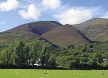 Load image into Gallery viewer, Walking the Lake District Fells - Keswick (Skiddaw, Blencathra and the North)