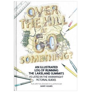 Over the Hill at 60 Something? Coffee Table Book