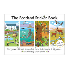 Load image into Gallery viewer, The Scotland Sticker Book