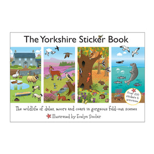 The Yorkshire Sticker Book