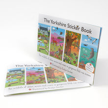 Load image into Gallery viewer, The Yorkshire Sticker Book