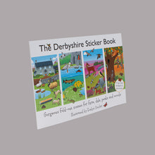 Load image into Gallery viewer, The Derbyshire Sticker Book