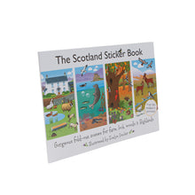 Load image into Gallery viewer, The Scotland Sticker Book for Children