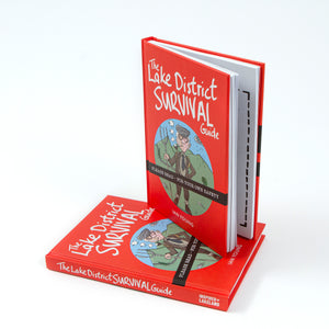 The Lake District Survival Guide Coffee Table Book