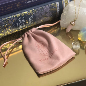 Rose Quartz Gua Sha Board