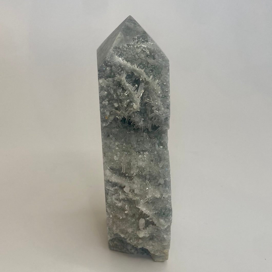 Sphalerite Tower - Protection, Discernment, Grounding