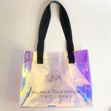 Load image into Gallery viewer, Holographic Mini Tote Bag