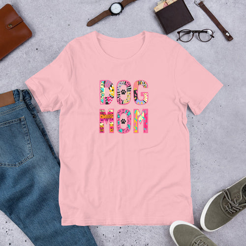 Buy online Premium Quality Dog Mom Sassy Collection - Short-Sleeve Unisex T-Shirt - Great Gift Idea - Dog Mom Treats