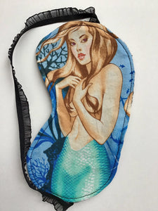 Naughty Sleep Masks - Mermaid