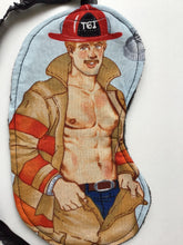 Load image into Gallery viewer, Naughty Sleep Masks - Fireman