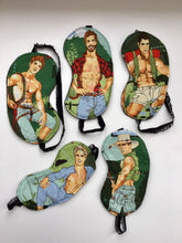 Load image into Gallery viewer, Naughty Sleep Masks - Outdoor Dudes