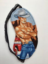 Load image into Gallery viewer, Naughty Sleep Masks - Cowboy
