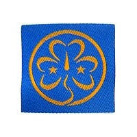 World Badge - Cloth