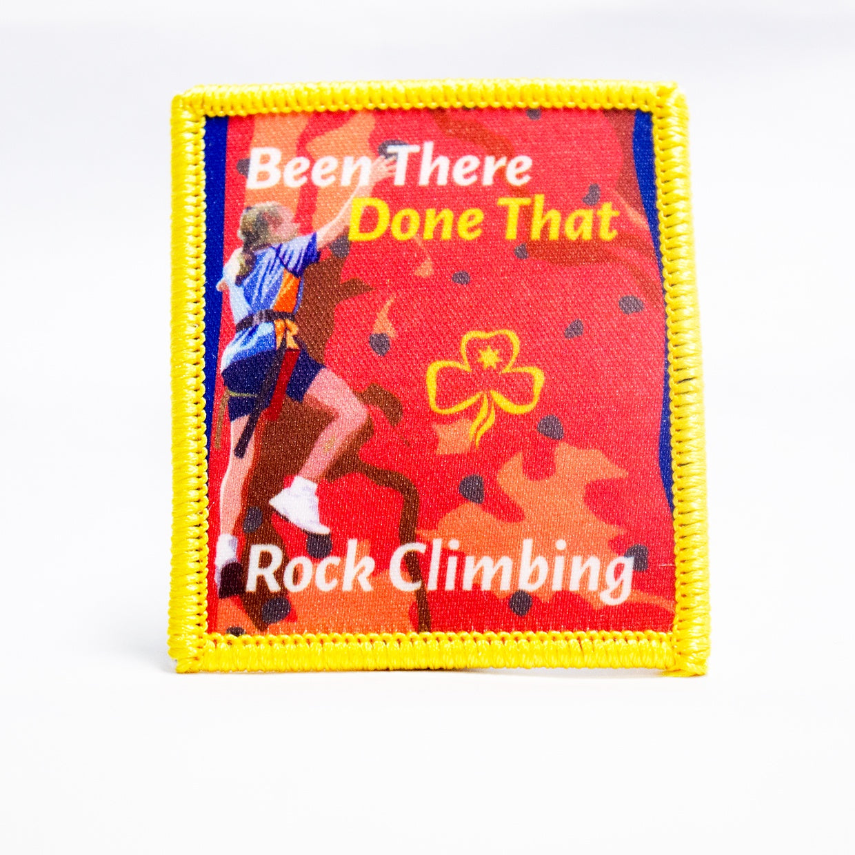 Been There Done That - Rock Climbing