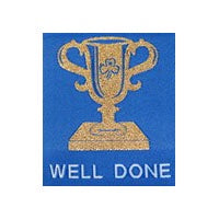 Well Done - Blue