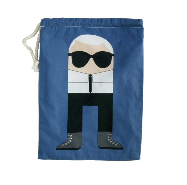 Drawstring Pouch - Mister K