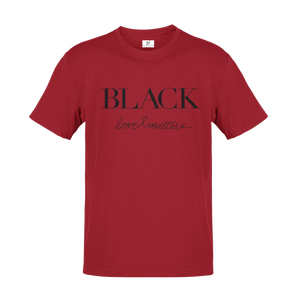 Black Love Matters T-shirt