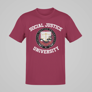 SJU Crewneck Seal T-shirt