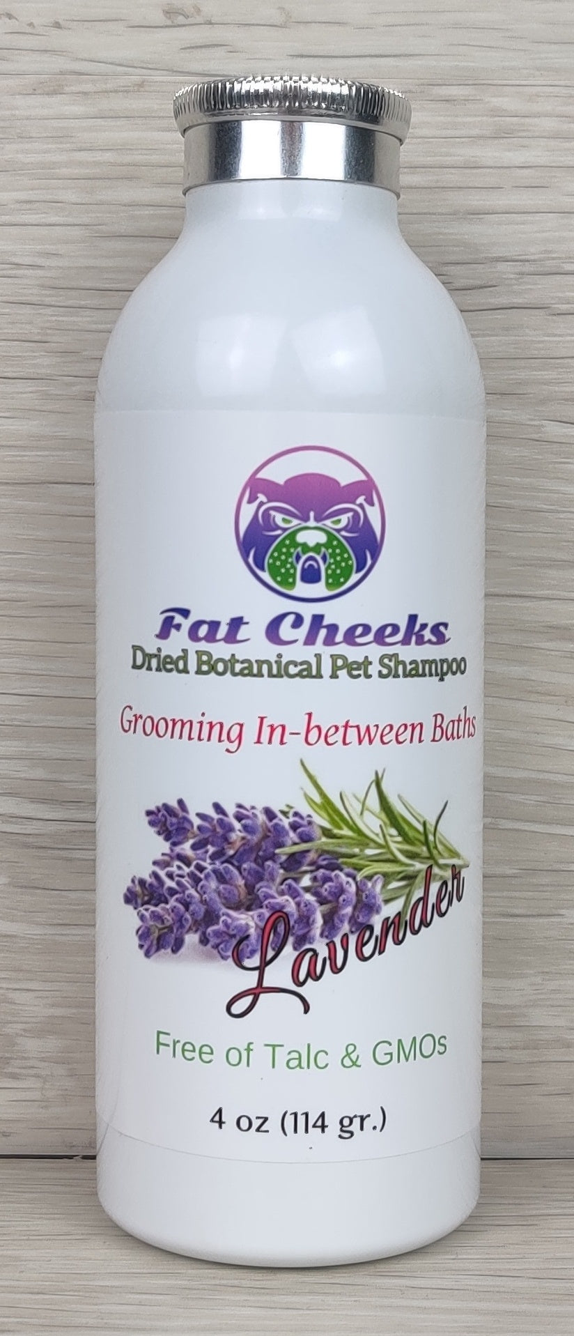Lavender Dried Botanical Pet Shampoo