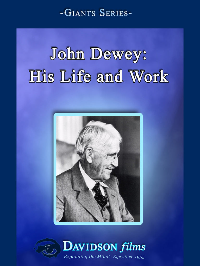 John Dewey: An Introduction to His Life and Work With Larry Hickman, Ph.D.