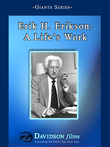 Erik H. Erikson: A Life's Work With Ph.D.s Margaret Brenman-Gibson and Ruthie Mickles
