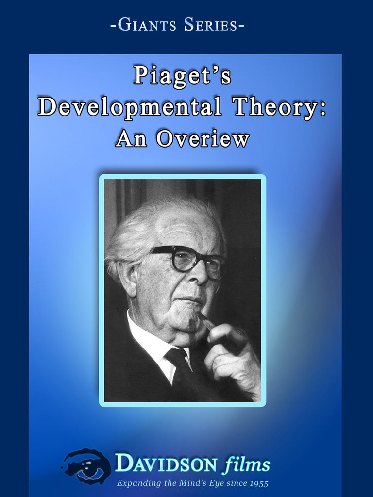 Piaget's Developmental Theory: an Overview With David Elkind, Ph.D.