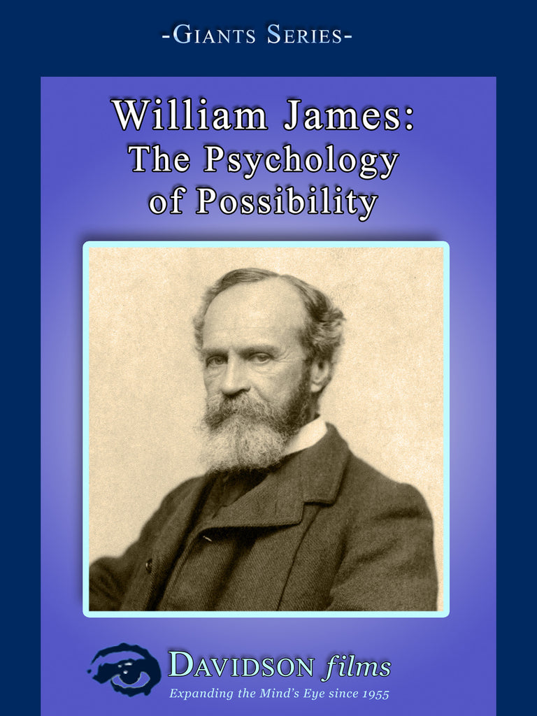 William James: The Psychology of Possibility With John J. McDermott, Ph.D.