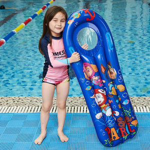 Beach Air Mattress Children Inflatable Floating