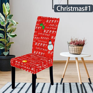 🎅2020 New Christmas Decorative Chair Covers(BUY 5 FREE SHIPPING)⛄