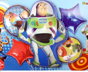 Set Globos Buzz lightyear