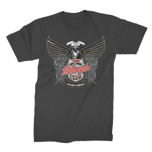 THE MOTORCYCLE CLUB Premium Jersey Men's T-Shirt